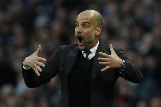 Dan klasemen Grup F, Manchester City ambil alih pucuk