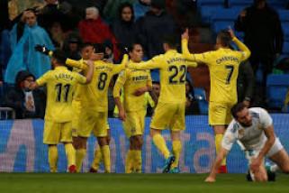 Real sia-siakan keunggulan saat imbang dengan Villarreal