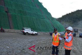 BPJN sudah tangani semua titik krusial Trans Sulawesi Sulteng-Sultra