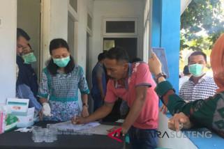 Dua supir angkutan di Luwuk terindikasi narkoba