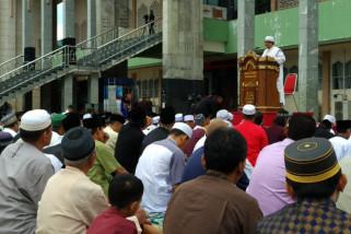 Khatib : hormati perbedaan mantap persaudaraan dalam kebhinekaan