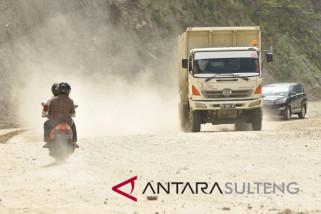 Jalan nasional Tawaeli-Toboli rawan kecelakaan