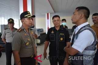 Polres Banggai tes urine awak pesawat, Sriwijaya Air menolak