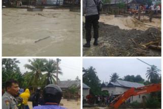 Trans Sulawesi Palu-Gorontalo-Manado putus di Ampibabo