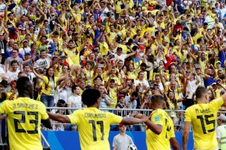 Piala Dunia 2018 - Kolombia lolos 16 besar setelah libas Senegal
