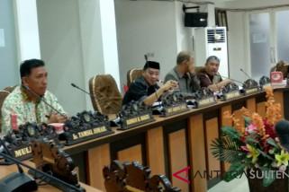 Banggar DPRD Palu minta pemkot publis perusahaan nakal