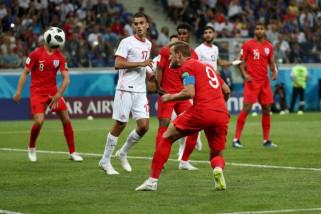 Piala Dunia 2018 - Inggris kalahkan Tunisia berkat dua gol Harry Kane