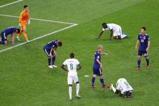 Piala Dunia 2018 -  Jepang-Senegal bermain imbang 2-2