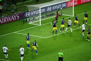 Piala Dunia 2018 - Juara bertahan Jerman menang 2-1 atas Swedia