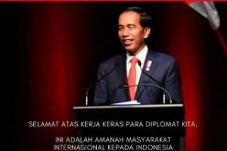 Presiden: keanggotaan DK PBB cermin penghargaan internasional