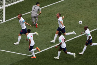 Piala Dunia 2018 - Inggris pesta gol atas Panama 6-1