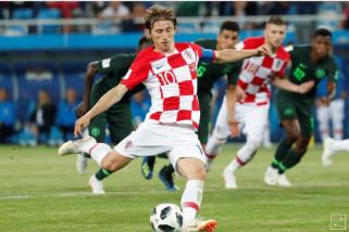 Piala Dunia 2018 - Kroasia menang 2-0 atas Nigeria