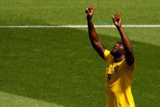 Piala Dunia 2018 - Lukaku siap perkuat Belgia hadapi Jepang