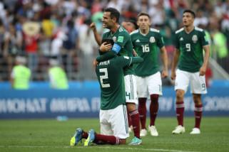 Piala Dunia 2018 - Jerman kalah 0-1 dari Meksiko