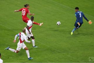 Piala Dunia 2018 - Poulsen bawa Denmark menang 1-0 atas Peru