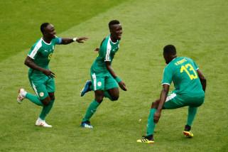 Piala Dunia 2018 - Senegal Menang 2-1 atas Polandia