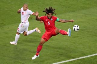 Piala Dunia 2018 - Khazri antarkan Tunisia di Piala Dunia dalam 40 tahun terakhir