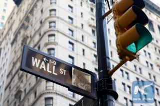 Wall Street berakhir menguat didukung data ekonomi