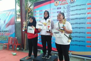 Tiga Anak Binaan Astra Agro di Sulawesi juara karate
