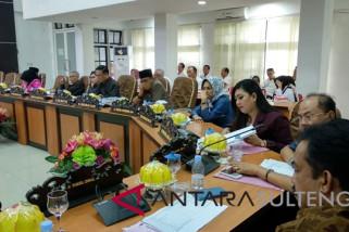 Fraksi DPRD Palu Setujui Raperda Pertanggungjawaban APBD Kota Palu 2017