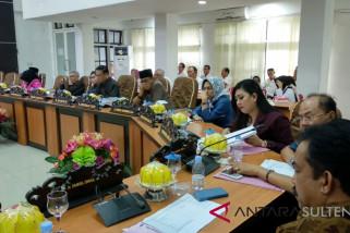 DPRD setujuai Ranperda Pertanggungjawaban APBD Kota Palu 2017