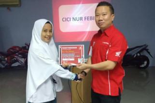 15 tahun AHM Best Student, bukti dedikasi Honda kepada Negeri.