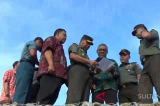 Aster Kasad TNI evaluasi TMMD Rp2 miliar (Vidio)