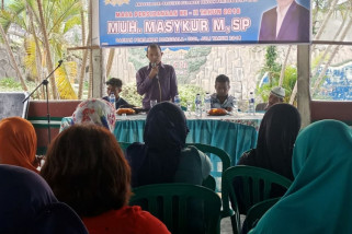 Anggota DPRD : masyarakat Kinovaro butuh pembangunan jalan