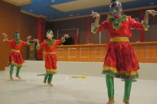 DP3A asah keterampilan anak menari peringati HAN