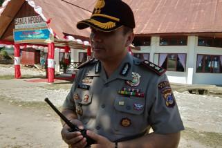 Polres Poso periksa saksi pengibaran bendera hitam