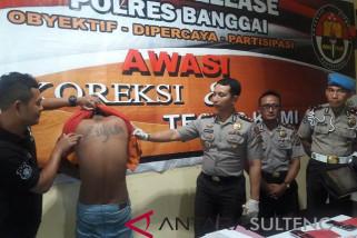 Residivis pencurian di Luwuk kembali diringkus polisi