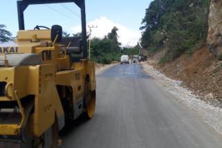 Dinas Bina Marga Sulteng benahi jalan wisata Danau Poso