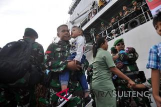 Pemberangkatan pasukan Pamrahwan