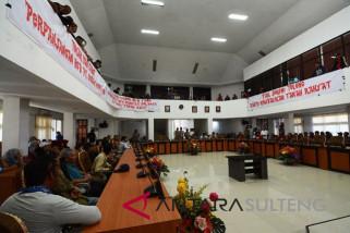 DPRD - Pemkot Palu sepakat tidak perpanjang HGB PT. SPM