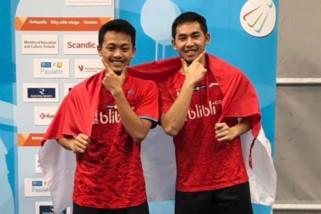 Delapan wakil Indonesia melaju di Thailand terbuka