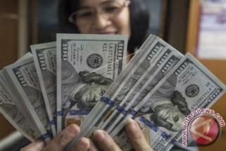 Dolar AS melemah meski pertumbuhan ekonomi kuartal ketiga lebih baik
