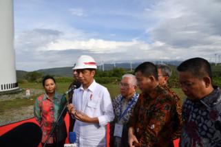 Jokowi janji 100.000 lahan di Grobogan bersertifikat