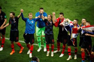 Piala Dunia 2018 - Mandzukic : Kroasia adalah kawanan singa