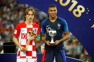Daftar penghargaan Piala Dunia 2018