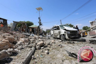 Jumlah korban tewas dalam pengeboman di Afghanistan jadi 68
