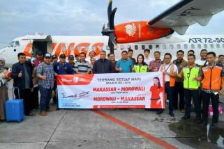 Anggota DPR berharap pemerintah tingkatkan Bandara Maleo Morowali