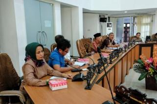 DPRD Palu Batal Tuntaskan Pembahasan APBD Perubahan 2018