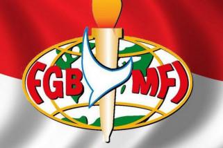 Pengusaha Kristen FGBMFI Palu gelar donor darah meriahkan HUT Kemerdekaan