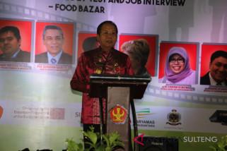 Dibuka gubernur Sulteng, ribuan mahasiswa-alumni hadiri reuni faperta untad