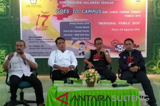 Catatan dari Sosialisasi Pemilu 'Goes to Campus'