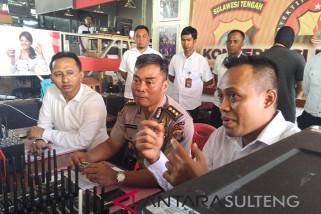 Penjual pulsa di Palu ditangkap polisi karena rugikan konsumen