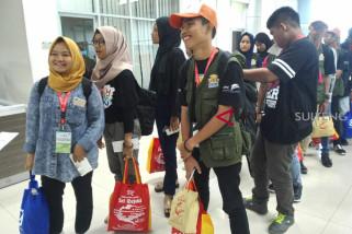 Sulawesi Tengah berkesan baik bagi peserta SMN