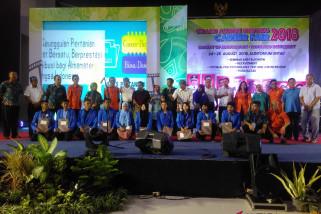 Alumni pertanian untad komitmen perkuat daya saing daerah