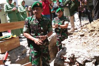 Kodim Poso bangun masjid senilai Rp300 juta