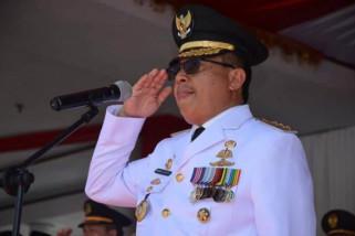 Empat desa teladan Poso terima penghargaan di HUT Kemerdekaan